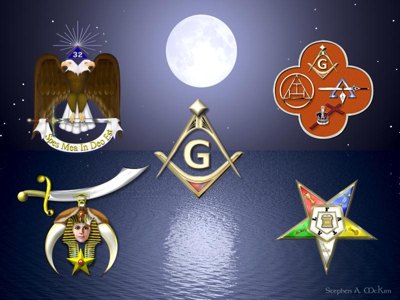 Mckim Masonfraternity Lodge Wallpaper Masonic Web Warriors Graphic
